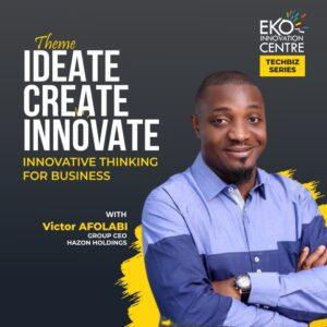 Ideate, Create & Innovate